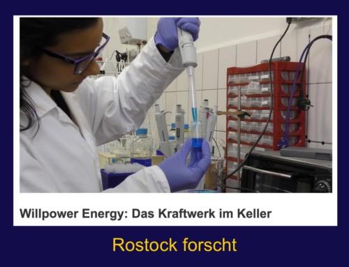 Rostock forscht