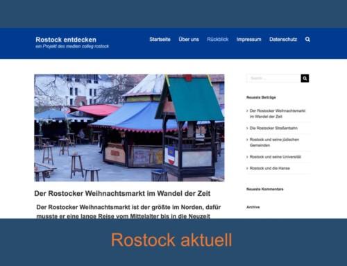 Rostock aktuell