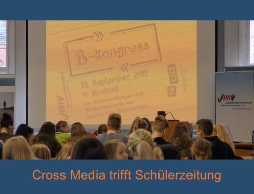 Cross Media trifft Schülerzeitung